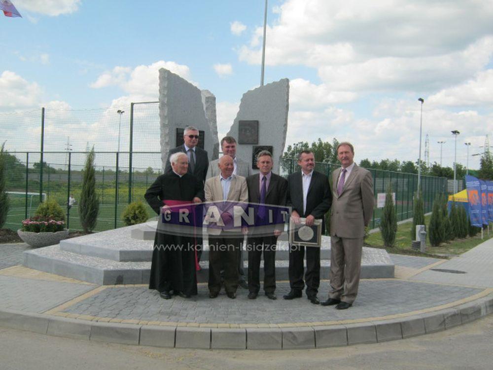 Pomniki i obeliski