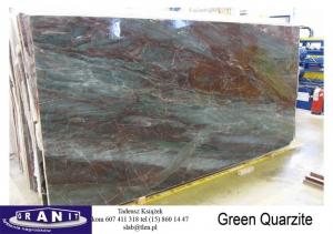 Green-Quarzite